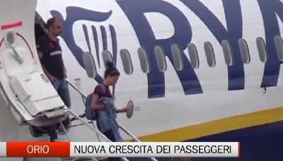 Orio - Crescono i passeggeri e ritornano le polemiche