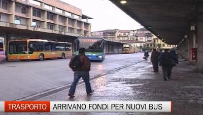 Trasporto pubblico - Fondi in arrivo dalla Regione