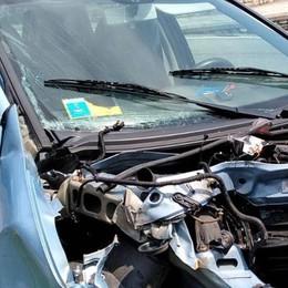 Malore in auto, incidente a Sovere Soccorse due sorelle di 78 e 77 anni
