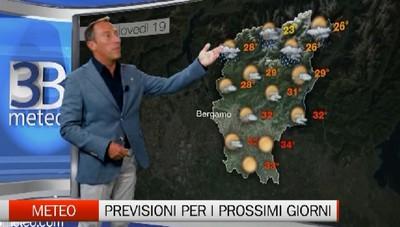 Meteo - Le previsioni per i prossimi giorni