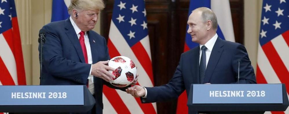 Trump riscrive le alleanze