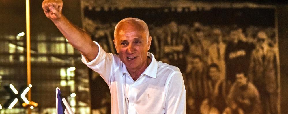 Atalanta, Antonio Percassi ai tifosi: «L'anno prossimo si rifà lo stadio»