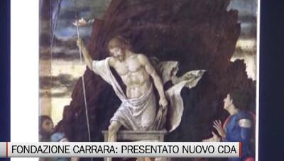Fondazione Accademia Carrara presenta il nuovo Cda