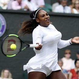 La bergamasca che tiene a tiro la Williams «Mamma Serena, ora più carismatica»