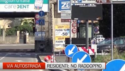 Raddoppio di VIa Autostrada, i residenti bocciano i lavori.