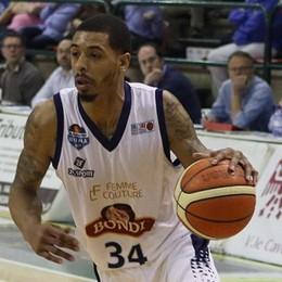 È Roderick l'Usa della Bergamo Basket Adesso a caccia del secondo straniero