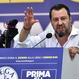 Salvini sovrano Ora torni a terra