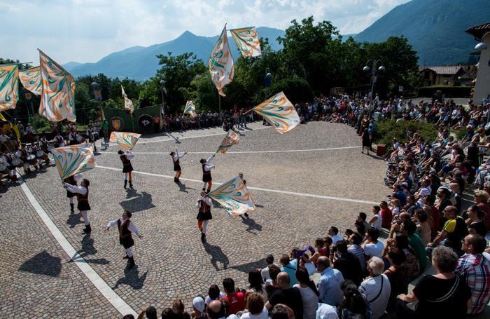 festa medievale vallalta domenica