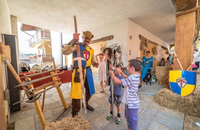 Festa medioevale di Vallata