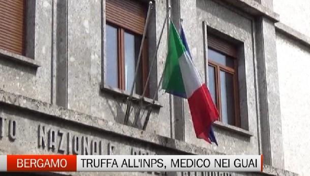 Bergamo - Visite fiscali mai eseguite, medico nei guai