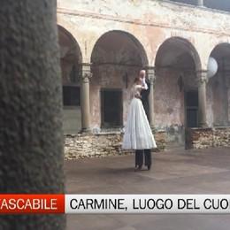 Tascabile, ora il recupero del monastero del Carmine non è più solo un sogno