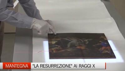 La Resurrezione del Mantegna ai raggi X in Humanitas