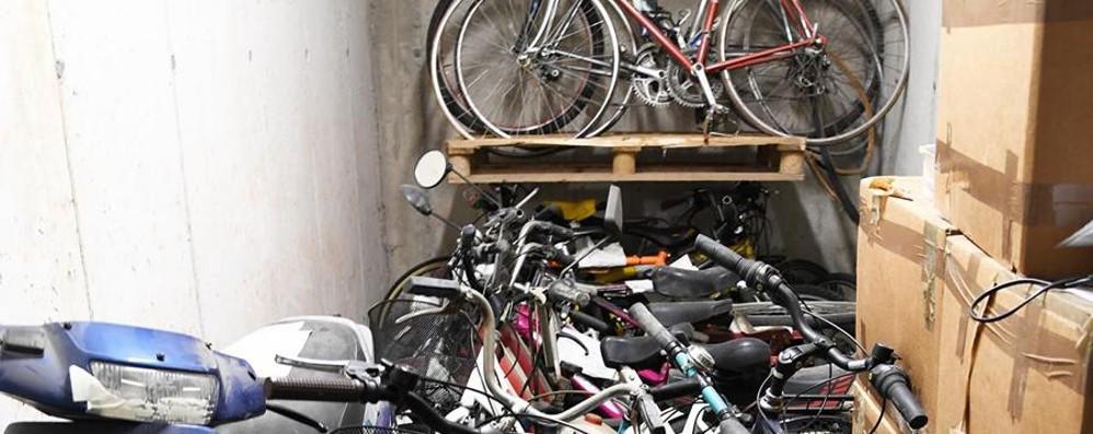 Bici abbandonate in strada A Treviglio vanno in dono ai bisognosi