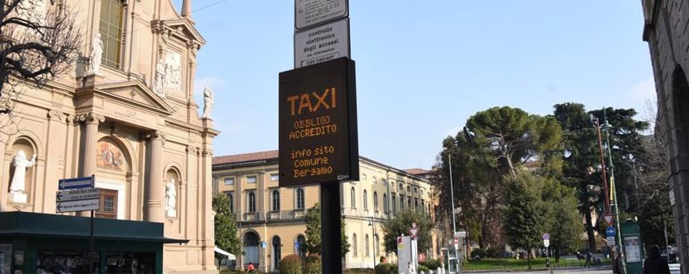 Crescono le multe, aumentano i ricorsi Ztl a Bergamo, il Comune si costituisce