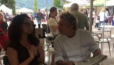 Intervista allo chef Andrea Mainardi