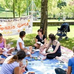 L'estate dei piccolissimi nei parchi Cinque appuntamenti con le neomamme