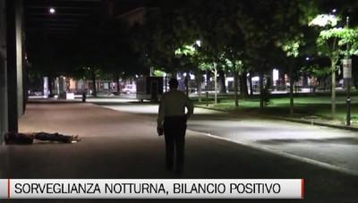 Bergamo - Vigilanza notturna, bilancio positivo