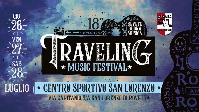 TRAVELING MUSIC FESTIVAL