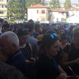 Stagione nerazzurra, ressa allo stadio In fila per gli abbonamenti all'Atalanta