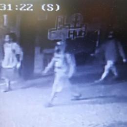 Scoperti gli autori dei furti in centro Trovati grazie alle telecamere