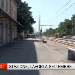 Stazione Treviglio ovest, 600mila euro da Rfi. Lavori a settembre