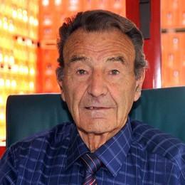 Addio a Mario Ghisalberti Fondò ad Almè le Fonti Prealpi