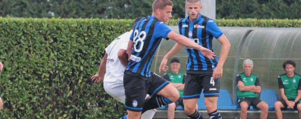 Atalanta, amichevole a Zingonia La Virtus per allenarsi: finisce 3-0