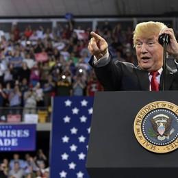 Governo diviso e l'amico di Trump