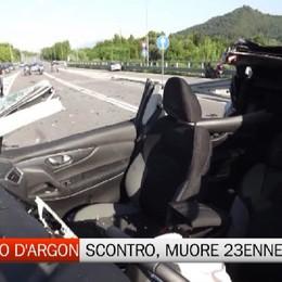 San Paolo d'Argon, scontro fatale: muore 23enne milanese