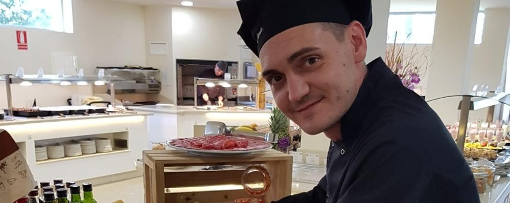 «A Maiorca cucino   piatti made in Bergamo»