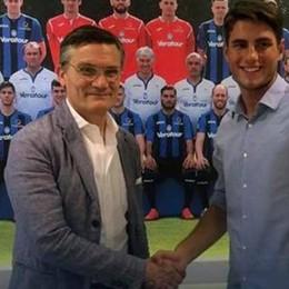 Atalanta, ecco il 20enne Marco Varnier Il difensore è in prestito dal Cittadella