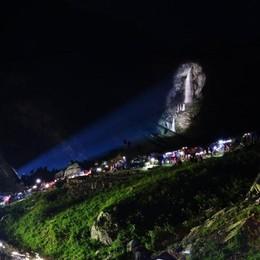 Vuoi vedere le cascate di notte? Iscriviti per la serata del 14 luglio