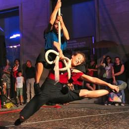 Il Sarnico Busker Festival chiude col botto Oltre 50 mila persone agli spettacoli