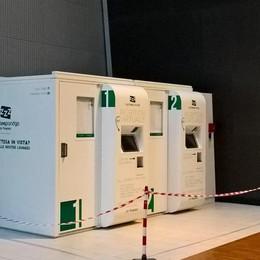 «Mini-stanze» per dormire in ospedale Installate cabine-letto in Hospital street