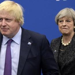 Braccio di ferro per la Brexit