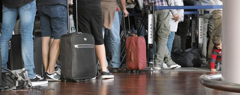 Orio al Serio, nuovo record di passeggeri Oltre 6 milioni nei primi sei mesi dell'anno