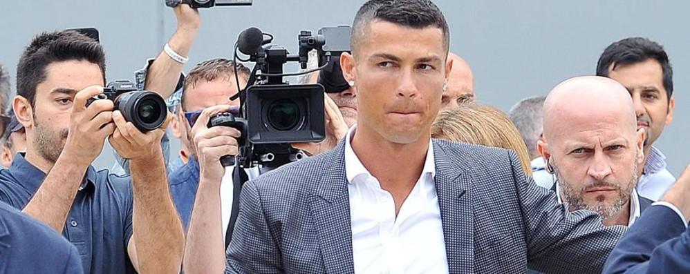 Ronaldo apre il campionato di serie A Per l'Atalanta primo match il 20 agosto