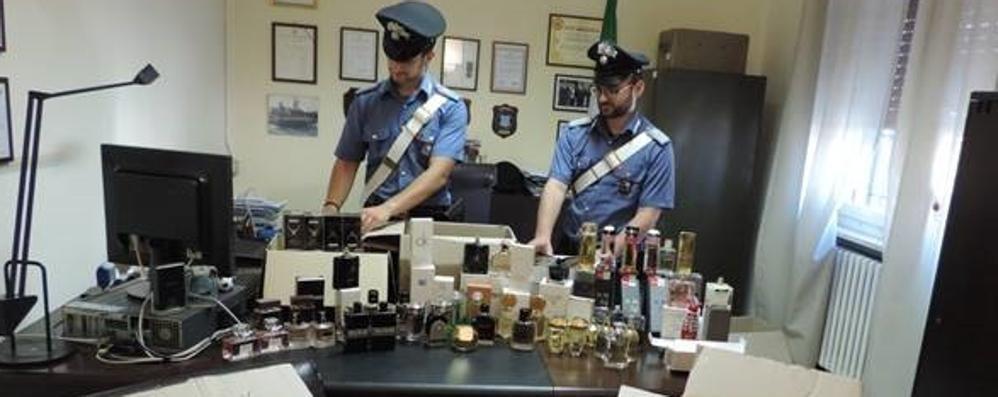 Ruba profumi per circa 10 mila euro Caravaggio, denunciato dipendente