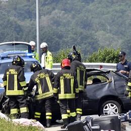 Il rischio corre lungo la statale 42 Su L'Eco le statistiche degli incidenti
