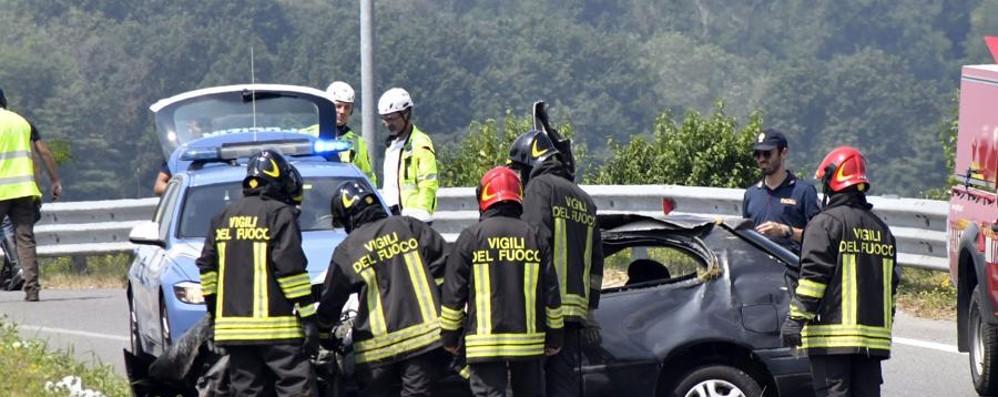 Tragedia di Albano, dinamica da chiarire «Troppi incidenti gravi in quel tratto»