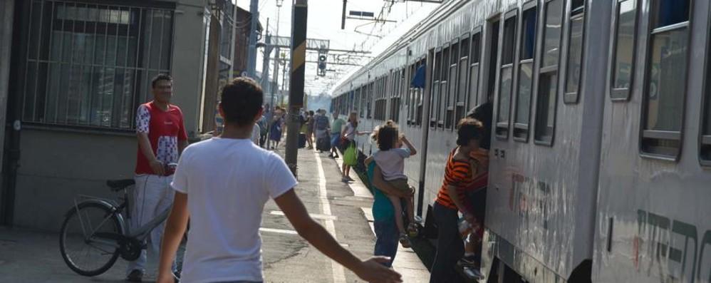 Per il maltempo problemi in treno E venerdì 6 luglio c'è lo sciopero