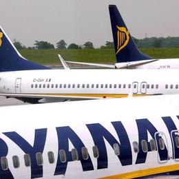 Ryanair, sciopero il 12 luglio Possibili disagi negli aeroporti