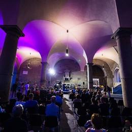 A Bergamo notte bianca dell'arte