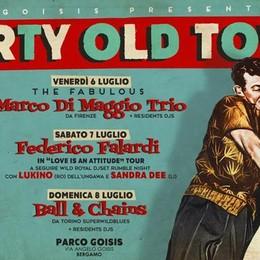 «Dirty old town», festival rockabilly  Il «Goisis» torna agli anni 50