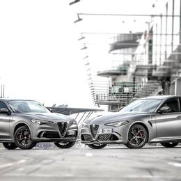 Alfa Romeo Giulia e Stelvio serie speciali «NRING»