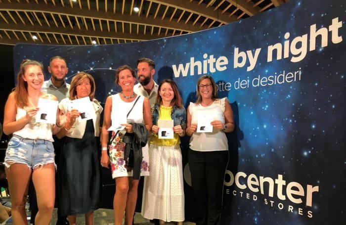 Le cinque vincitrici delle gift card a Orioenter