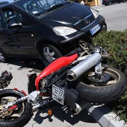 Muore sbalzato dalla moto Calcio piange papà Giuseppe