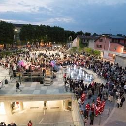Treviglio, piazza Setti sorvegliata Bando per installare 14 telecamere