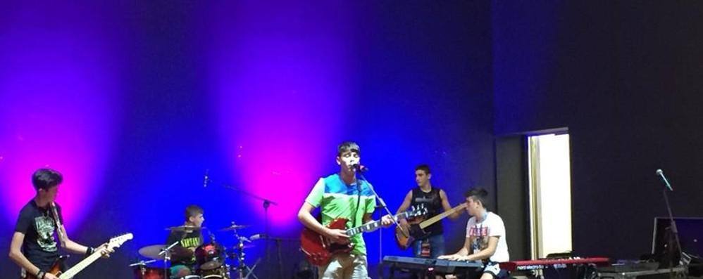 Band musicali per un nuovo talent show A San Pellegrino 5 gruppi bergamaschi