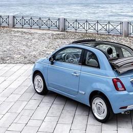 Serie Spiaggina '58 per i 60 anni di Fiat 500